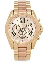 Women's Bradshaw Gold-Tone Watch MK6359