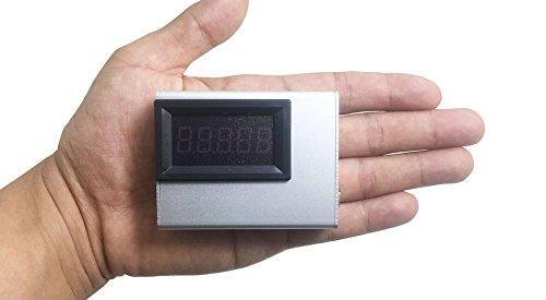 Pocket Series Portable Laser Power Meter For Thor M2 Laser Pointer Module