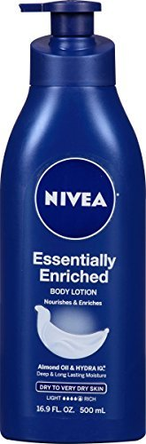 NIVEA Essentially Enriched Body Lotion 16.9 OZ - Buy Packs a