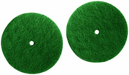 Check Out This Genuine Koblenz Scrubbing Pads - 2 Pads and 2 Plastic Retainers (colors vary) (2)
