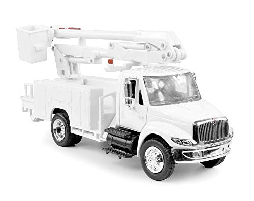 Kenworth Tanker - International 4200 Line Maintenance Truck 1/43 Scale Diecast Metal Model