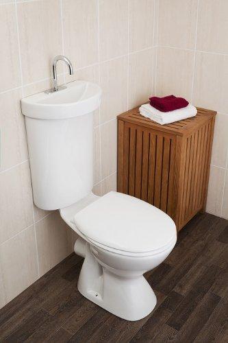 Merveilleux Sanlamere Caroma Profile Eco 5 Combined Toilet U0026 Intergral Basin