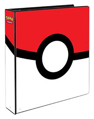 "Ultra Pro Pokemon Poke Ball 2"" 3-Ring Binder"