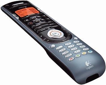 0ad87f810d9 Logitech Harmony 555 Universal Remote Control: Amazon.co.uk: Electronics
