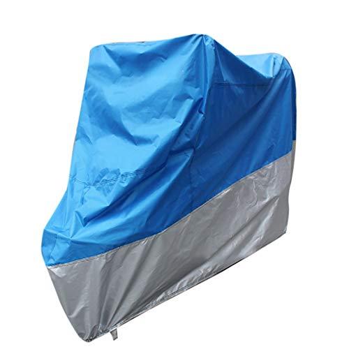 Rainwear Essential Rainwear Motorcycle Bike Polyester Waterproof UV Protective Scooter Case Cover