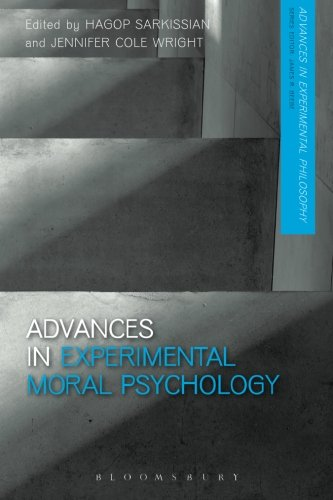 Advances in Experimental Moral Psychology (Advances in Experimental Philosophy)