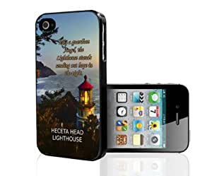 Heceta Head Lighthouse iPhone 4/4s case