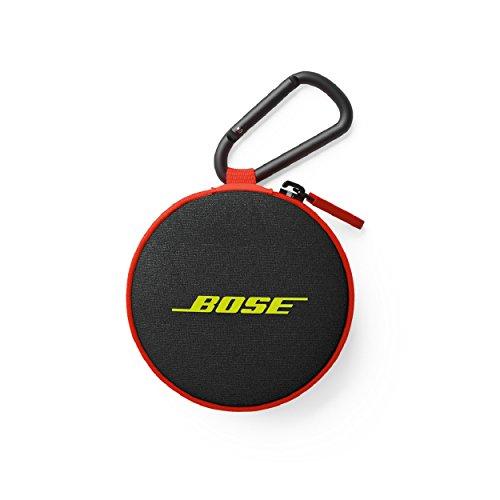 Bose ® SoundSport ® Transportetui für Kopfhörer rot