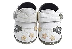Toddler Shoes Baby Single Leather Soft Bottom Shoes 0 and 1 Year Old 12CM
