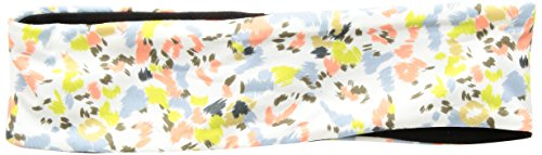 Prana Cotton Headband - prAna Reversible Headband, Multi Petal, One Size