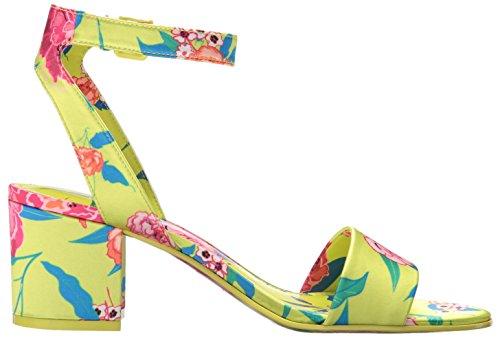Sandalo Con Tacco Donna Aldo Lolla Giallo Chiaro