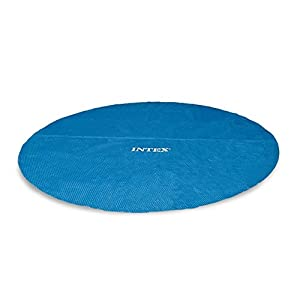 14. Intex Solar Cover for 15ft Diameter Easy Set and Frame Pools