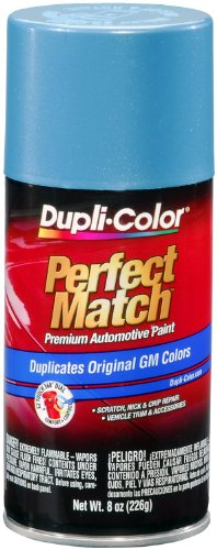 Dupli-Color EBGM05397 Light Blue Metallic General Motors Exact-Match Automotive Paint - 8 oz. Aerosol