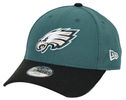 Philadelphia Eagles New Era Youth NFL 9Forty