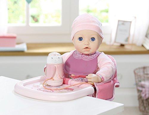 Amazon.es: Zapf Baby Annabell Magic Meal Doll Feeding Set ...