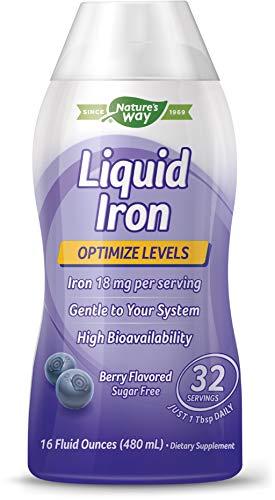 Liquid Mineral Supplement Iron