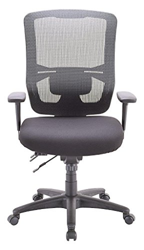 Multi-Function High Back Ergonomic Office Chair (Eurotech Multifunction Task Chairs)