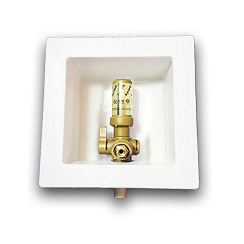 Ayrlett 3282.0 Pre-Assembled Ice Maker Boxes with UPONOR Connection and Arrester, Brass by Ayrlett
