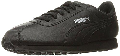 Puma Mens Turin Fashion Sneaker, Negro/Negro, 42 D(M) EU/8 D(M) UK