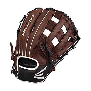 Image of Baseball Mitts EASTON EL JEFE Slowpitch Softball Glove Series | 2020 | Diamond Pro Steer Leather | Oiled Classic Cowhide Palm + Lining For Comfort + Feel | Softball Design + Increased Pocket Depth | Rawhide Laces