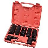 HFS (R Automotive Oxygen Sensor Socket Set 7PC Socket Set: more info
