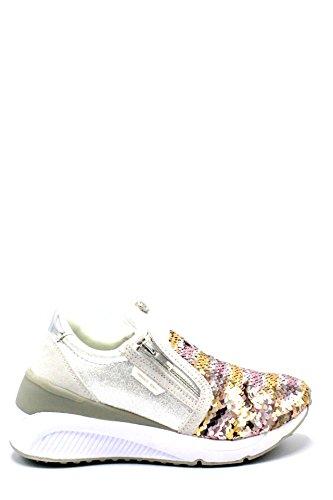 Jeans grigio Sneaker Versace Donna e70024 Ee0vrbsb1 aqwwgAU