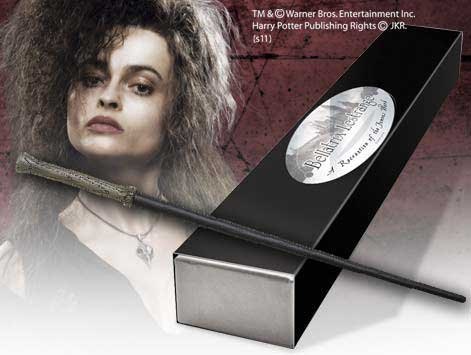 Noble Collection - Harry Potter Wand Bellatrix Lestrange (Harry Potter Bellatrix Costume)