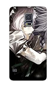 Lmf DIY phone caseCase For Galaxy S5 Tpu Phone Case Cover(remilia Scarlet And Sakuya Izayoi) For Thanksgiving Day's GiftLmf DIY phone case