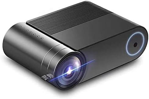 Mini proyector de Cine en casa, Sistema Led proyector 2400 lúmenes ...