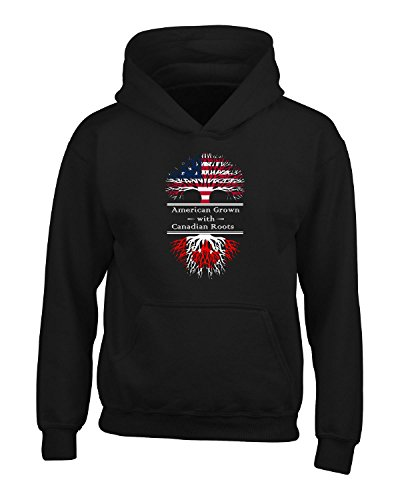american-grown-with-canadian-roots-canada-gift-adult-hoodie-xl-black