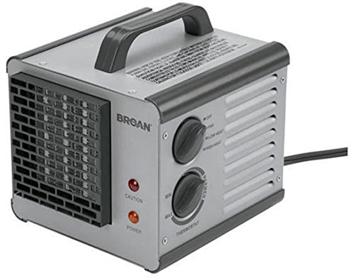 Heating, Cooling & Air 6201 Broan Big Heat Cube Portable Electric Space Heater 120V 1500 Watt (Room Heaters And Cooler compare prices)