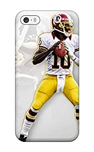 Premium Tpu Robert Griffin Iii Cover Skin For Iphone 5/5s hjbrhga1544