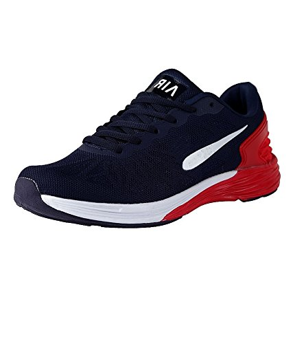 7fbc5ad364a VIR SPORT Max Air Navy Men s Running Shoes (Size  6)  Buy Online at ...