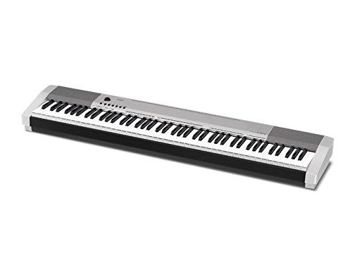 1 opinioni per Casio CDP-130SR Tastiera Compatta, 88 Tasti