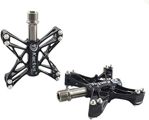 Universal Rennrad Mountain Bike Pedale Leicht Titan Achse Magnesium Körper 160g