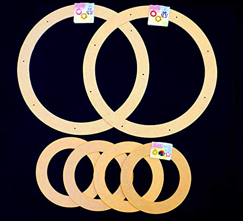Value Pack. 6 Rings, 2 x 18