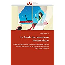 LE FONDS DE COMMERCE ELECTRONIQUE