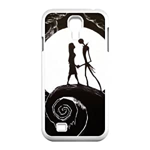 Nightmare Before Christmas Samsung Galaxy S4 9500 Cell Phone Case White nrv