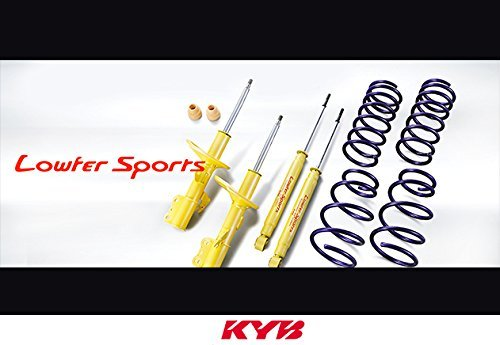 KYB (カヤバ) Lowfer Sports ショックアブソーバー&スプリングキット 1台分 カローラ フィールダー ZZE123G 00/08~02/09 (Zエアロツアラー)駆動(FF) LKITZZE123G B01HR7WDWG キット(Kit)|ZZE123|Lowfer Sports (ローファースポーツ) ZZE123 キット(Kit)