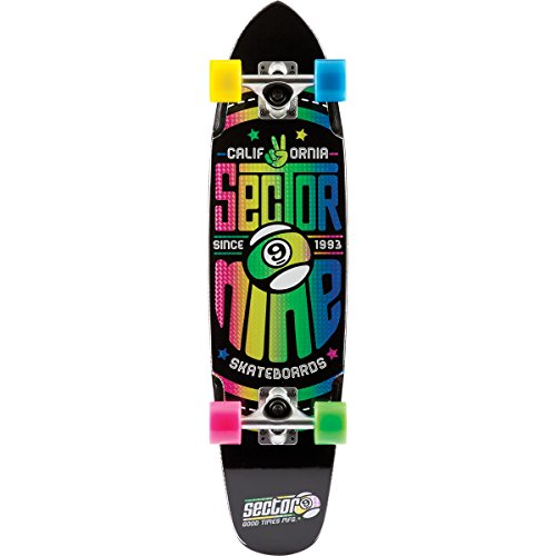 sector-9-the-wedge-complete-skateboard-black