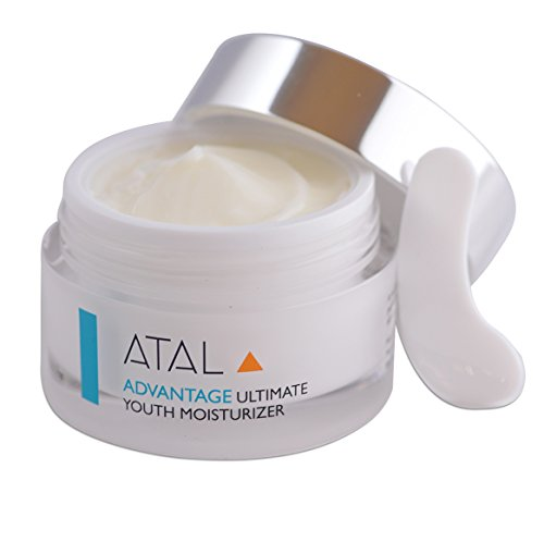 Day and Night Anti Aging Facial Moisturizer Cream by ATAL Skin – Enhanced Anti Wrinkle, Anti-Aging with Retinol, Peptides Matrixyl 3000 Matrixyl Synthe-6,Ceramide 3, Hyaluronic Acid and Antioxidants