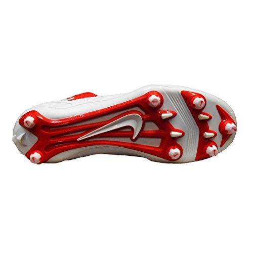 Nike Zoom Code Elite 3/4 Detachable Football Cleats White/Orange Flash Vrmh5IVU