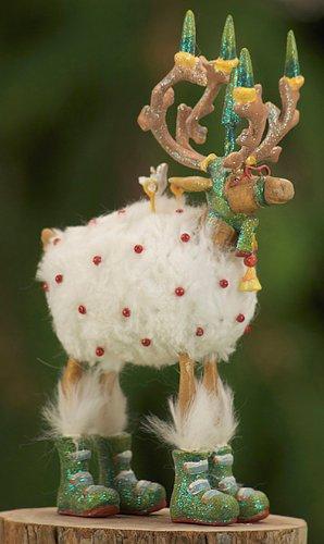 Dash Away Blitzen Ornament, 09-30237
