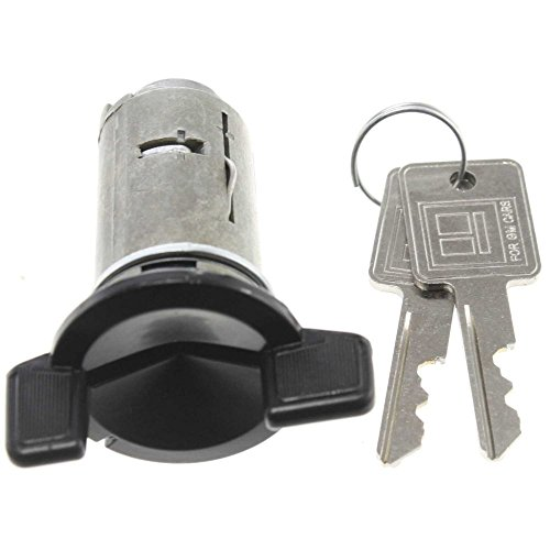 Ignition Lock Cylinder compatible with Buick Century 78-96 W/Keys ()
