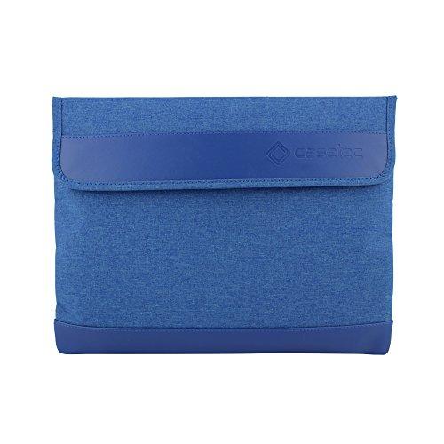 CASETEC Primero Series 15.6-Inch Laptop Sleeve/Briefcase (Blue)