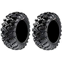 Pair of GBC Grim Reaper Radial (8ply) ATV Tires [23x10-12] (2)
