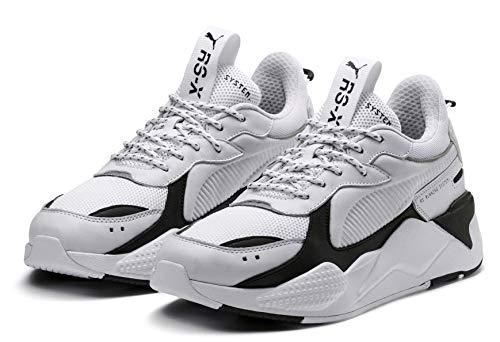 Rs Blanc Mode Homme x Puma Baskets Core xP0fnw8fpq