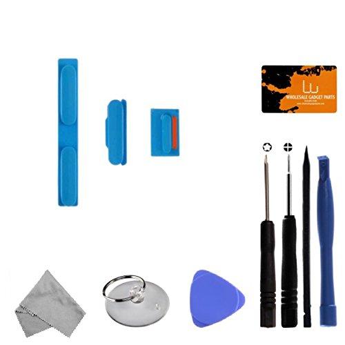 iphone 5c blue repair kit - 6
