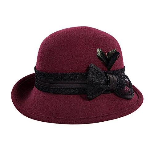 Sweet costume Versión Coreana Moda Sombreros Pequeños Sombrero De Inglaterra  Pescador Tiene-A un tamaño  Amazon.es  Ropa y accesorios 0ef80f4b63f