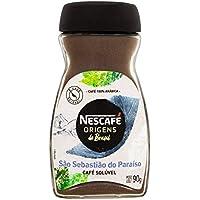 Café Solúvel NESCAFÉ Origens São Sebastião do Paraíso 90g